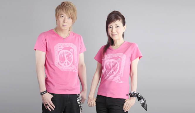 戸田恵子×植木 豪|10回目を迎えたカジュアルライブと新作Tシャツを語る