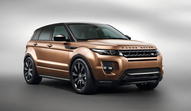 レンジローバー イヴォーク2014年モデルに進化|Range Rover