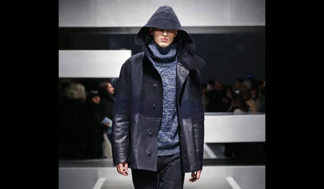 FENDI|秋冬コレクションを象徴する「フィッシャーマンコート」