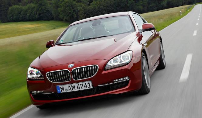 7シリーズ、6シリーズの安全装備を向上|BMW