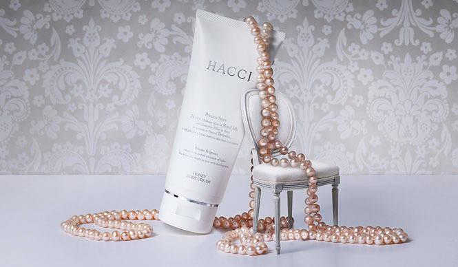 HACCI|はちみつパワーをギュッと凝縮。リッチなテクスチャーと香りも魅力