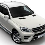 Mクラス発売1周年を記念した特別仕様車|Mercedes-Benz