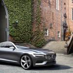 ボルボ、今後のデザインを示唆するコンセプトクーペを公開|Volvo
