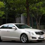 ATS と SRX クロスオーバーの改良モデルを発表|Cadillac
