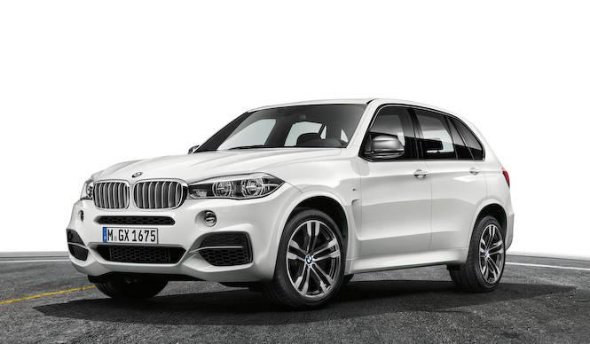 BMW、M50dとともに新型X5欧州販売開始|BMW