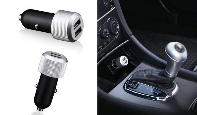 FOCAL POINT|使い勝手抜群の「USBシガーソケット充電アダプタ」