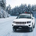 ジープ コンパス ノース、雪山をイメージした限定車 登場|Jeep