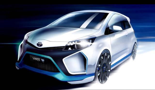 レーシングマシン譲りのハイブリッドスポーツ登場 Toyota