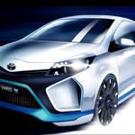 レーシングマシン譲りのハイブリッドスポーツ登場|Toyota