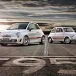 フィアット、アバルトブースは500ファミリー大集合|Fiat & Abarth