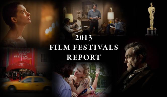 特集 2013年国際映画祭速報