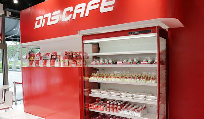 DOME|DNS初の直営店「DNS CAFE中野」オープン