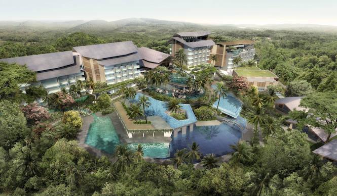 TRAVEL|豊かな森に抱かれたリゾート「リンバ ジンバラン バリ」誕生