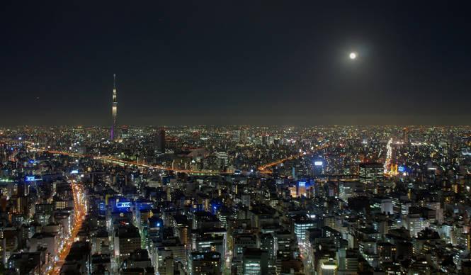 TRAVEL|秋の名月とスカイツリーを愛でるプラン「Michinaga」