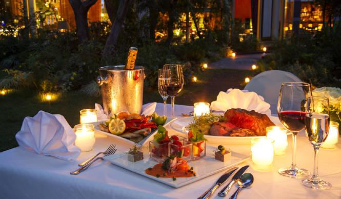 EAT 「ウェスティン ガーデン」を独占できるディナープランが登場