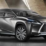 レクサスのあたらしいコンパクトSUVコンセプト|Lexus