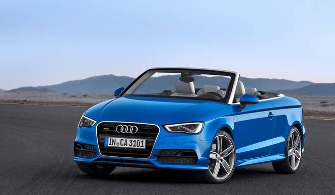 アウディ A3 カブリオレが登場|Audi