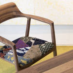 maruni|HIROSHIMAとミナ ペルホネンのコラボの椅子 誕生