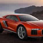 アウディのクロスオーバー スポーツ コンセプト|Audi