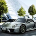 ポルシェ 918 スパイダー プロダクションモデルを公開|Porsche