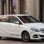 Bクラスの電気自動車、2014年発売|Mercedes-Benz