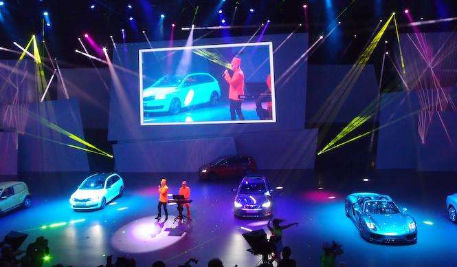 フォルクスワーゲン グループを体感する一夜|Volkswagen Group