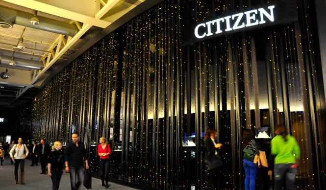 CITIZEN 2013年新作ウォッチ、バーゼル現地レポート