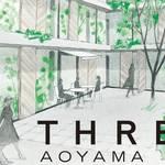 THREE|スパ、カフェを併設する待望の路面店「THREE AOYAMA」オープン