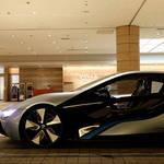 あの「i8」がはやくも日本上陸か|BMW