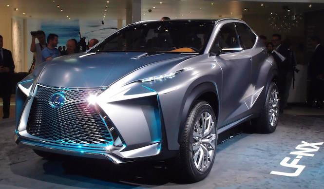 フランクフルト現地リポート|Lexus
