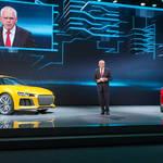 フランクフルト現地リポート|Audi