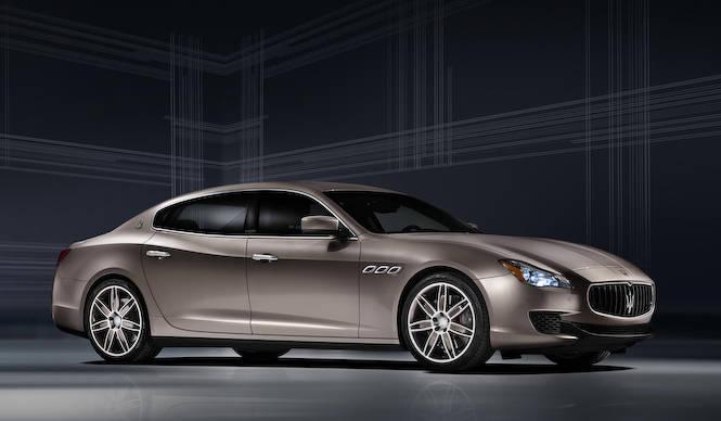 エルメネジルド ゼニアとのコラボレーションモデルを公開|Maserati