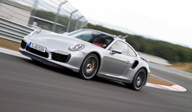911ターボ(Type 991)に試乗|Porsche