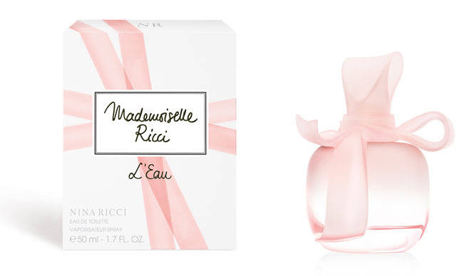 "NINA RICCI|あなたの""愛の告白""を綴るようなフレッシュで情熱的なパリの香り"