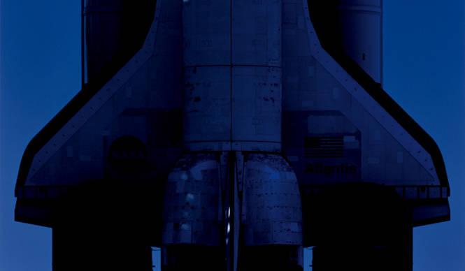 BOOK|スペースシャトルと原初の風景が共鳴『LAND SPACE』