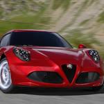 アルファ4C欧州でデリバリー開始|Alfa Romeo