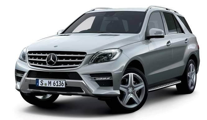 メルセデス・ベンツ Mクラスを仕様変更|Mercedes-Benz