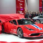 フランクフルト現地リポート|Ferrari