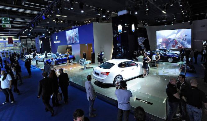 フランクフルト現地リポート|Fiat & Abarth & Alfa Romeo & Maserati
