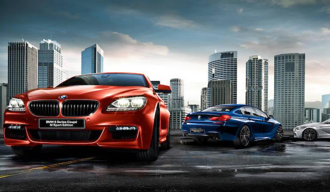 6シリーズに新ライン「Mスポーツ エディション」が登場|BMW