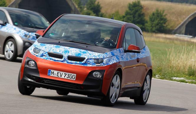 発売直前のBMW i3に試乗|BMW