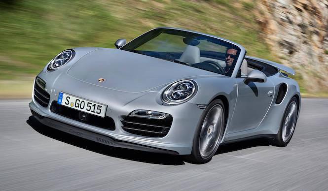 911ターボ カブリオレ登場|Porsche