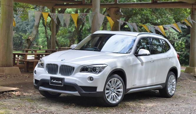 X1にスタイリッシュな特別仕様車|BMW