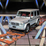 クリーンディーゼルモデル「G 350 BlueTEC」を追加|Mercedes-Benz