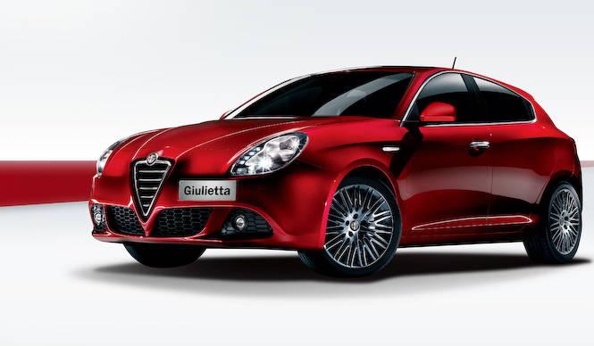 限定300台、300万円を切るジュリエッタ|Alfa Romeo