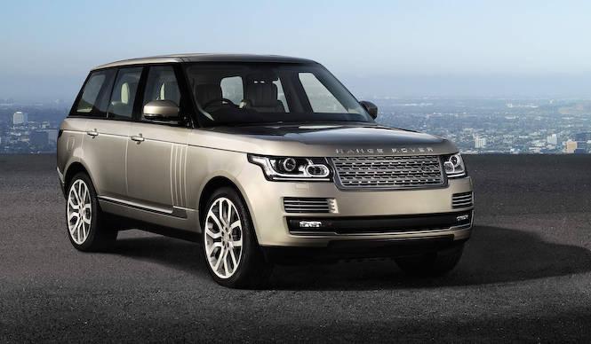 レンジローバー2014年モデルにV6エンジンを搭載|Range Rover