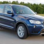 BMW X3の装備が向上|BMW