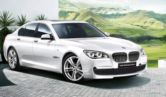 7シリーズにスポーティかつエレガントな特別仕様|BMW