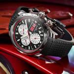 Chopard カーレースのエスプリを時計に再現