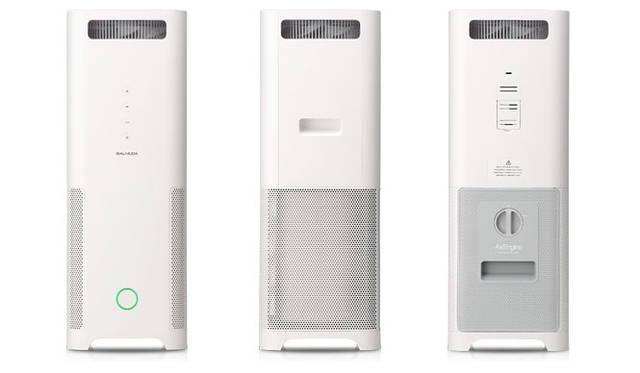 BALMUDA|空気清浄機「AirEngine」新発売